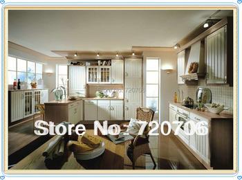 Custom Best kitchen cabinet design for Villa use