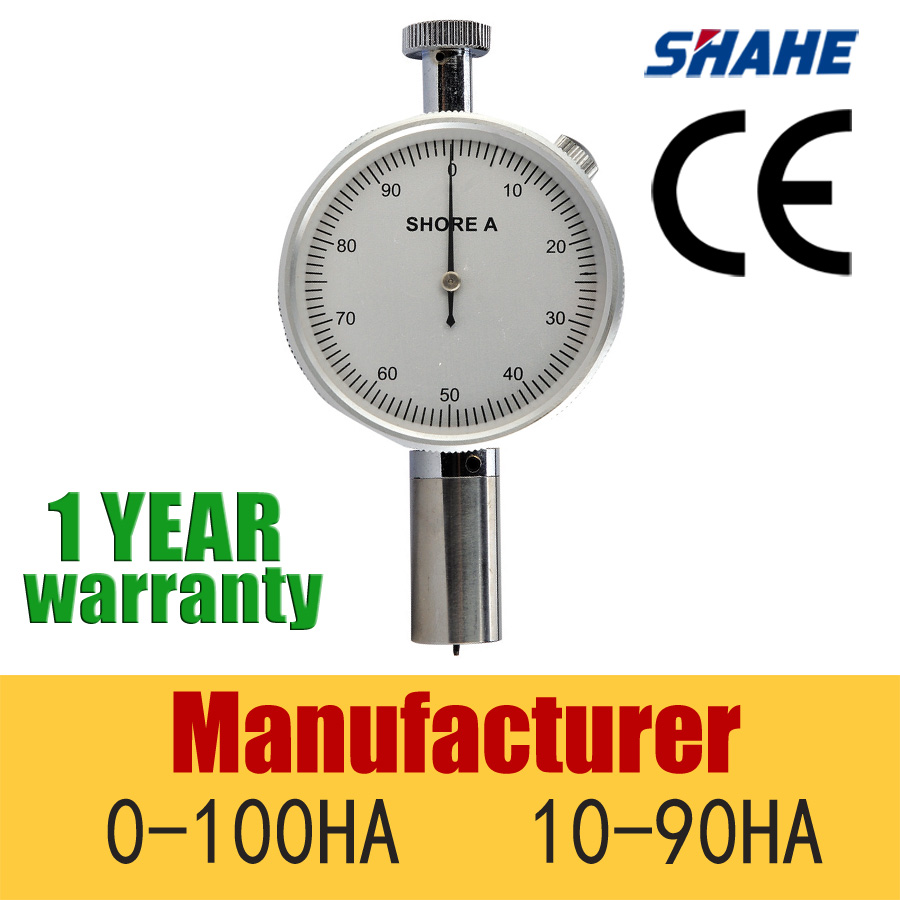 Good Quality High Accuracy Shore Hardness Tester Test Gauge Measuring LX-A-1 - Wenzhou Shahe Instrument Co., Ltd. store