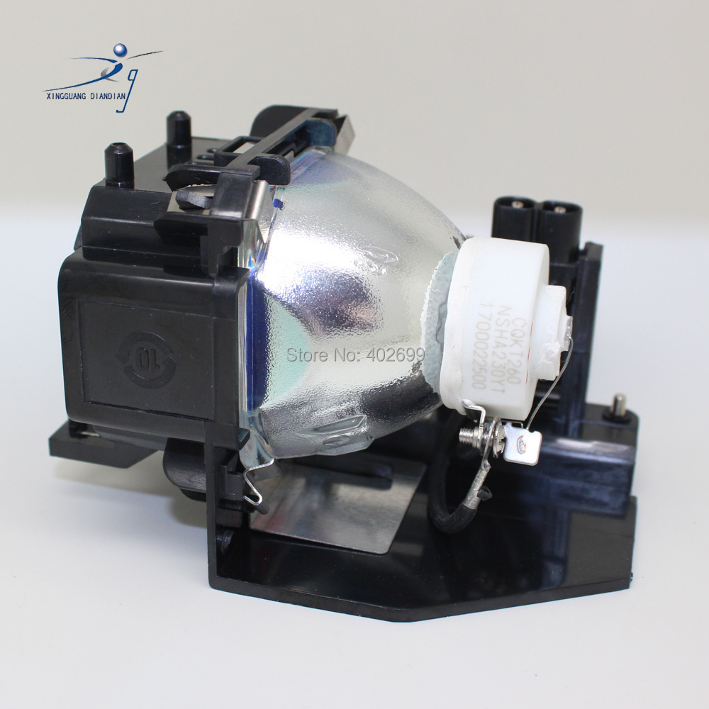 projector lamp bulb NP07LP for NEC NP300 NP400 NP410 NP500 NP510 NP600 NP610 new original with housing<br><br>Aliexpress
