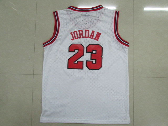 Buy Chicago 23 Michael Jordan Basketball Jersey, Cheap MESH Red
