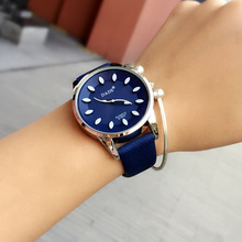 Classic 2016 New Fashion Simple Style Top Famous Luxury brand quartz watch Women casual Leather watches hot Clock Reloj mujeres(China (Mainland))
