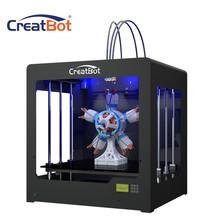 3pcs lot Teflon Tube 1 75mm 3 0mm for Triple Extruder CreatBot 3d printer extruder