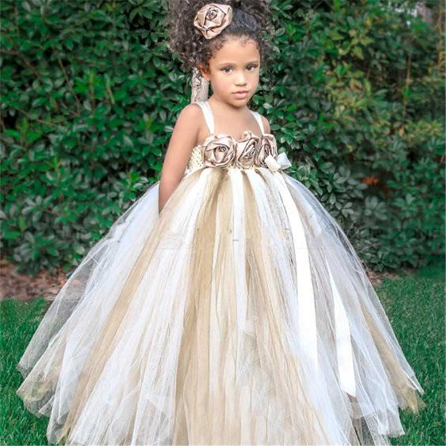 Popular beach wedding flower girl dresses buy cheap beach for Flower girl dress beach wedding