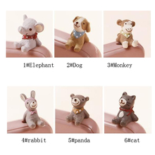 Looking At The Stars Xiaomi Universal 3.5 Cats Bunny Cartoon Elephant Dust Plug Phone
