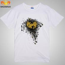 Buy Wu Tang Clan Band Music theme Rock roll Men's women's short sleeve T-shirt for $11.99 in AliExpress store