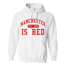 Autumn Winter Men United Kingdom Red Letter Print Men Cotton O-Neck Manchester Hoodies Camisa Masculina tee Hoodies, Sweatshirts(China (Mainland))