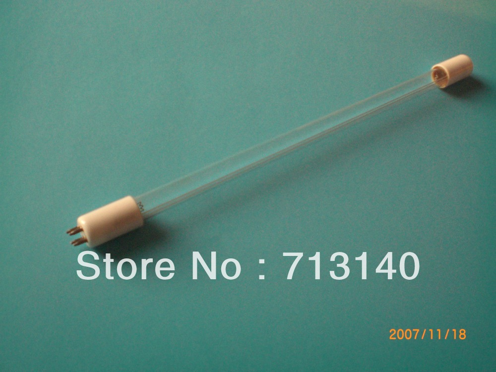 UV REPLACEMENT BULB replaces American Ultraviolet Lamp GML350 G10T5 1/2L/4 The lamp is 17 watts and 357 mm in length