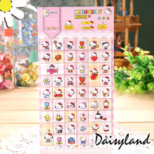 Buy 1xDaisyland cute Kitty adhesive paper sticker decorative DIY scrapbooking sticker post kawaii stationery for $1.01 in AliExpress store