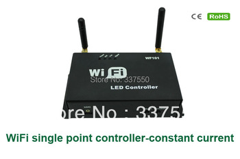 Rgbw Dc5-24v,2 Kinds of Output Current, Android Or Ios System Wifi Single Point Led Controller,dream Color Rgb Controller,dimmer