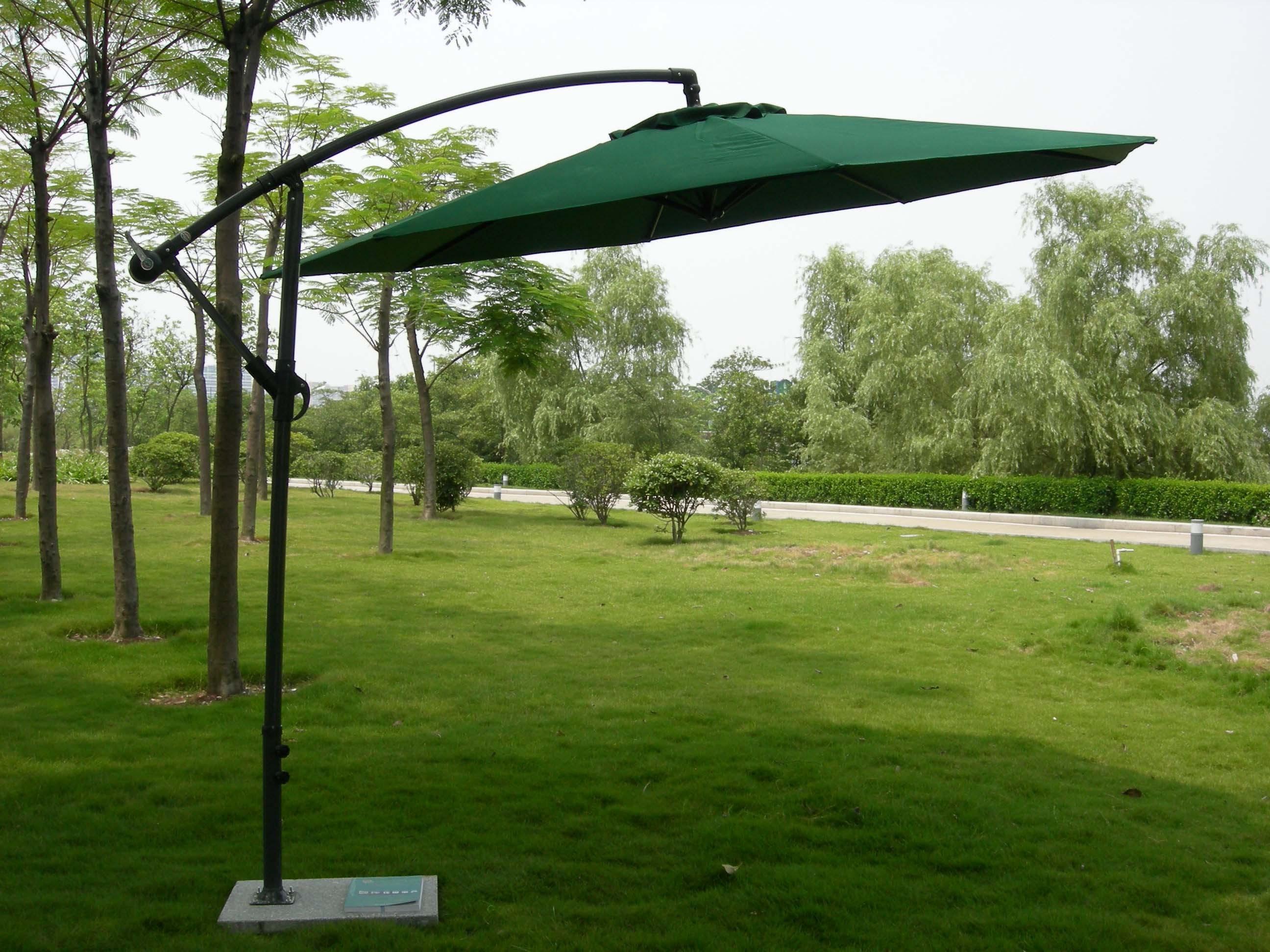 Parasol outdoor umbrellas large umbrella patio banana Unilateral advertising to play<br><br>Aliexpress