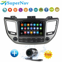1024*600 8 Inch Car DVD Player for Hyundai TUCSON IX35 2015 2016 Android 5.1 Radio with RDS Bluetooth MIRROR LINK 3G WIFI GPS(China (Mainland))
