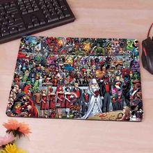2016  Deadpool Retro News Sell New Small Size  Mouse Pad Non-Skid Rubber Pad(China (Mainland))