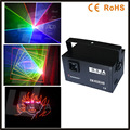 DMX512 1 5w RGB Laser Stage Lighting Scanner DJ Show Light Effect Projector illumination Fantastic Disco