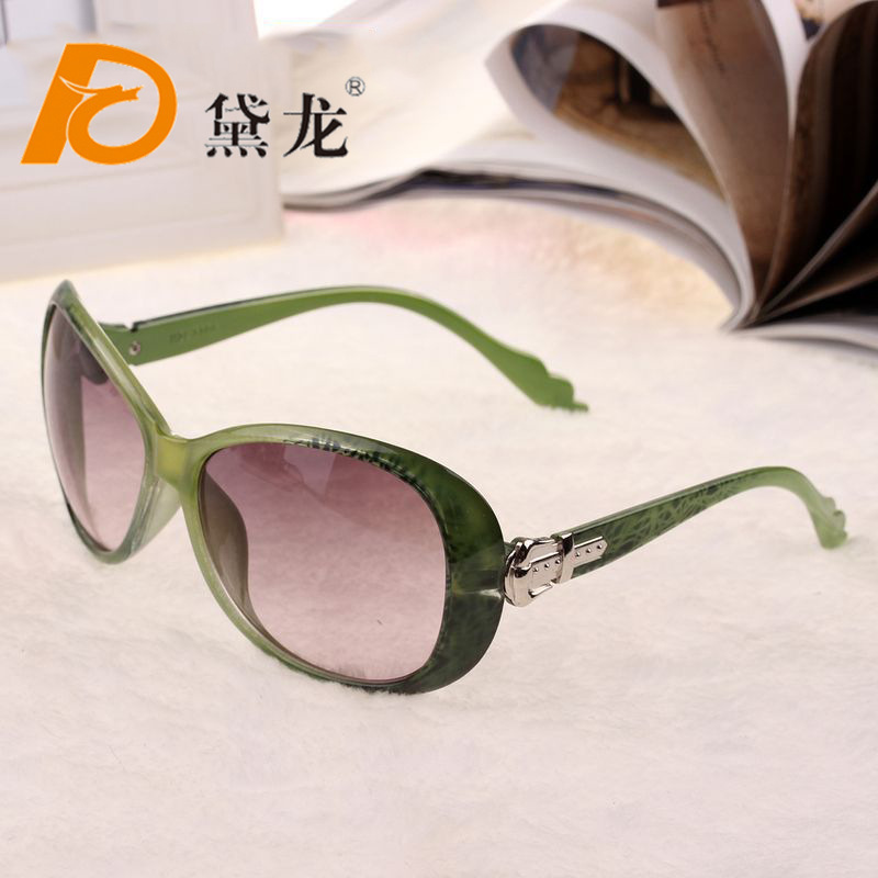 Factory outlets 2015 new fashion women's large Orbital sunglasses driving sunglasses wholesale color optional 3306(China (Mainland))