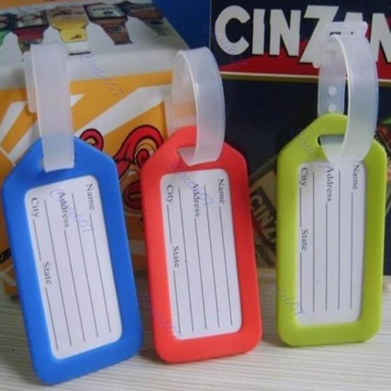 Пластиковые для бирок на одежде 4