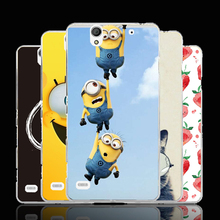 Buy 2016 Fashion Plastic Hard Phone Case Sony Xperia C4 Colored Printing Drawing Phone Cover Sony Xperia C4 Dual E5333 E5303 for $3.43 in AliExpress store
