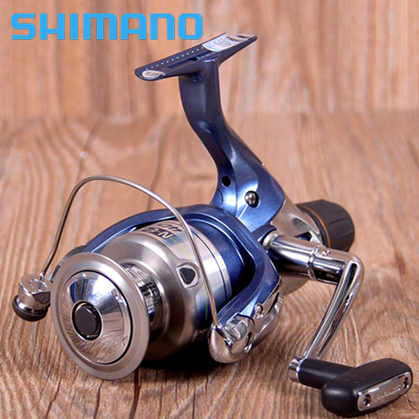 SHIMANO Brand NEXAVE 4000 RC Rear Drag Spinning Fishing Reel 3+1BB 5.1:1 XT7 body AR-C Spool Fishing Gear with spare spool(China (Mainland))