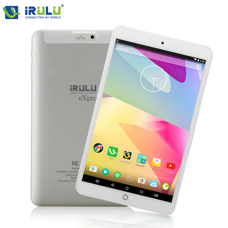 iRULU eXpro X1s 8 Tablet PC 800 1280 IPS Quad Core Android 5 1 Tablet WIFI