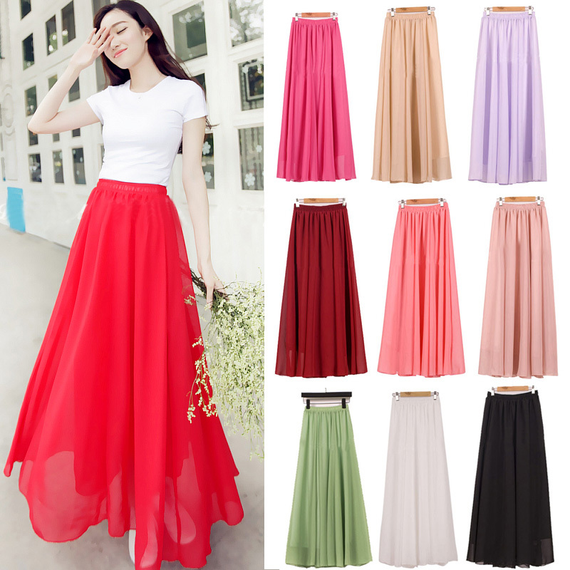 Creative  Skirts Outfit Style Winter Maxis Long Sweaters Long Skirts Maxi