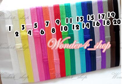 1 pcs in 1 Set Kids Infants Girls Headwear Elastic Skinny Headband Hair Decor A059,1(China (Mainland))