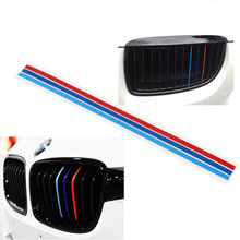 New 3Color Grille Vinyl Strip Sticker Decal For BMW M3 M5 E36 E46 E60 E90 E92 (China (Mainland))