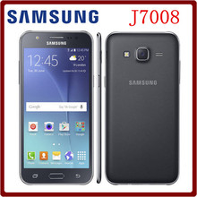 Buy Original Samsung Galaxy J7 J7008 Unlocked 5.5 Inch 1.5 RAM 16GB ROM LTE 4G 13MP Camera Octa Core Android 5.1 Mobile Phone for $155.29 in AliExpress store