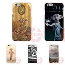 Soft TPU Silicon Mobile Phone harry potter elf dobby iPhone 4S 5S SE 6S 7S Plus Galaxy A3 A5 J3 J5 J7 S4 S5 S6 S7 2016 - Da Cases 2017 Store store