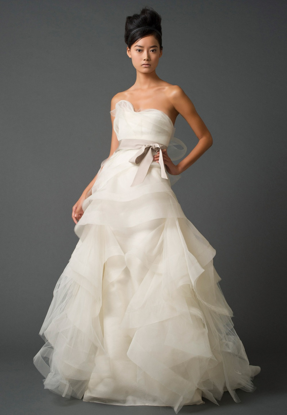 Cheap Colored Wedding Dresses