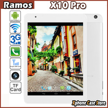 Ramos X10 Pro 7.85 inch 3G Phone Call Function Android 4.2 Tablet PC 1GB RAM+16GB ROM MTK8389 Quad Core 1.2GHz WCDMA&GSM(China (Mainland))