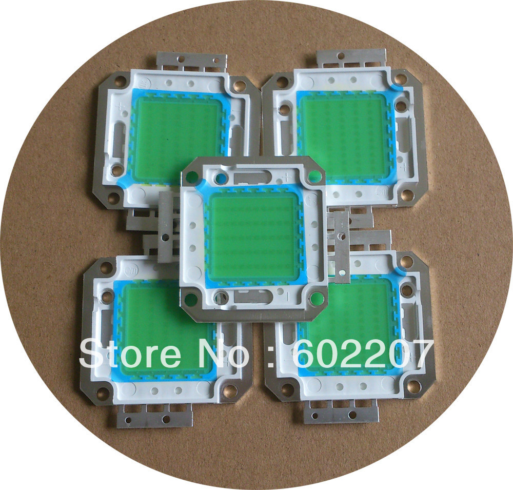 Free Shipping,Aliexpress Excellent Quality Superbrightness 11000lm 100w white red blue green LED COB(China (Mainland))