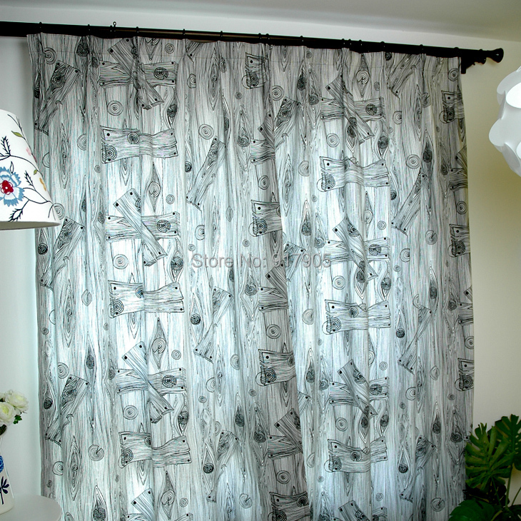 curtains modern black and white bedroom curtains fashion