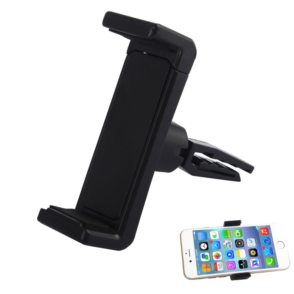 Universal Car Air Vent Mount Cradle Cell Mobile Phone Stand Holder for iPhone Samsung Universal GPS(China (Mainland))