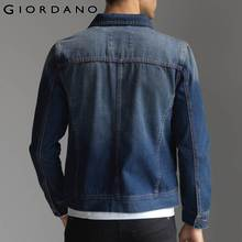 Men Jacket Denim Vintage Pockets Outerwears Jeans Jackets Indigo Vetement Quality Tops Mans Casual Clothing Homme(China (Mainland))