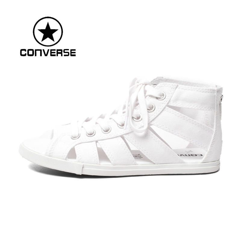100% original 2015 New Converse womens Skateboarding Shoes 548722 Canvas sneakers free shipping<br><br>Aliexpress