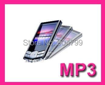 free shipping black 100% NEW Cheap 8GB MP3 Players free ship SG POST