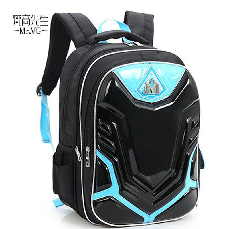 2016 Fashion schoolbag boy backpacks children school bags for boys kids mochila backpack mochilas escolar infantil cool bag