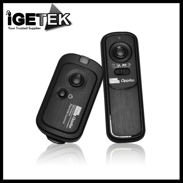 Pixel Oppilas RW-221 2.4GHz 16 Channels Wireless Shutter Release Remote Control for Panasonic Leica(China (Mainland))
