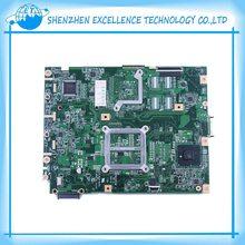 for ASUS K52JR MOTHERBOARD Laptop 4 pcs Video Graphics Memory Cards Main Board  rev 2.3A Free Shipping(China (Mainland))