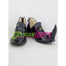 Free shipping customized  JoJo's Bizarre Adventure  cosplay Dio Brando cosplay  Black Shoes