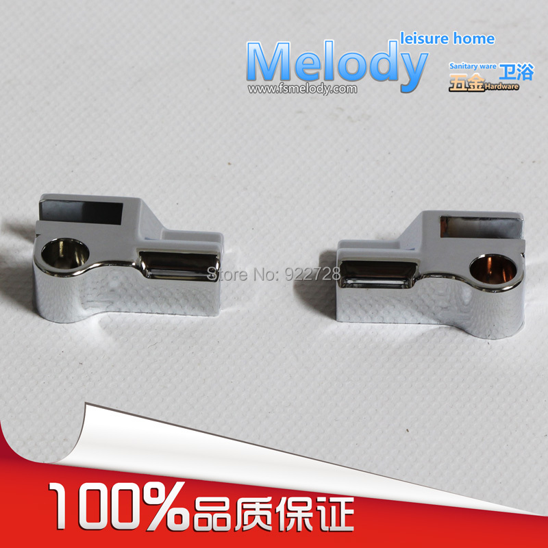RP051-180 Bath room fittings Aluminum Ground profile block Water retaining bar Shower screen parts<br><br>Aliexpress
