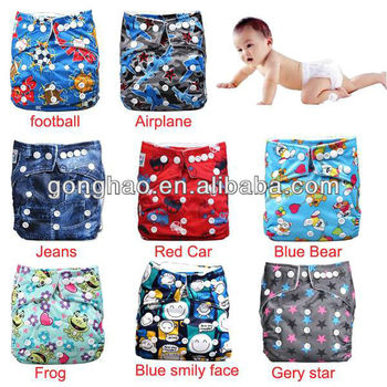 Best Selling Imports Cloth Diapers 60Pieces China Wholesale Baby Diapers