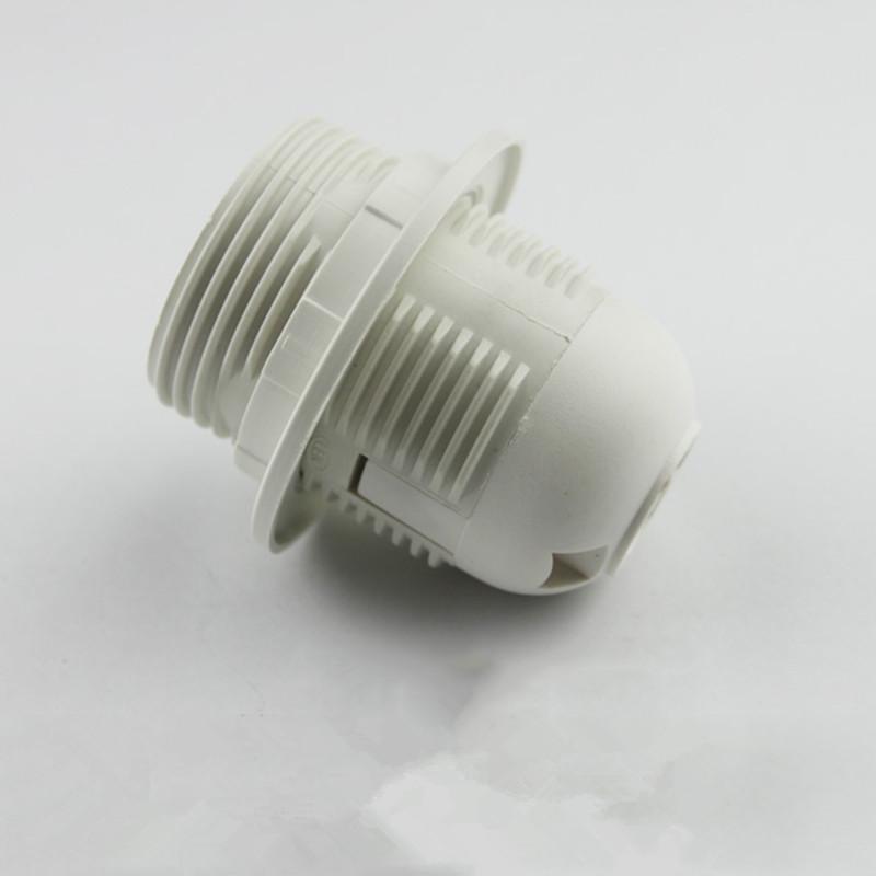 Bare Body Screw Edison E27 Base Adapter LED Light Bulb Lamp Holder Pendant Socket Lighting Fitting DIY Accessories E14 Converter(China (Mainland))