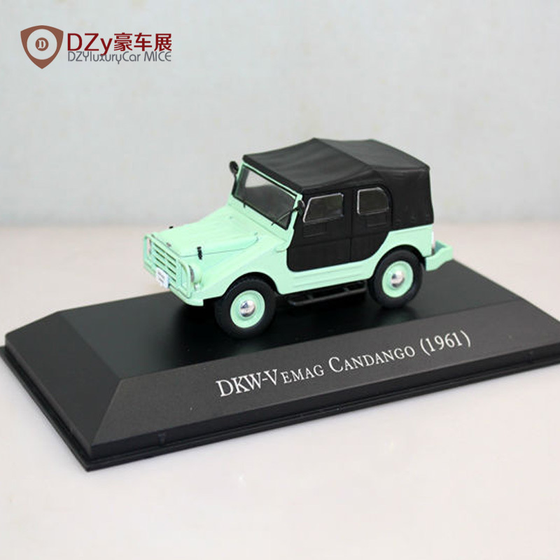 1/43 Diecast toy car IXO DKW-Vemag Candango 1961 I018(China (Mainland))