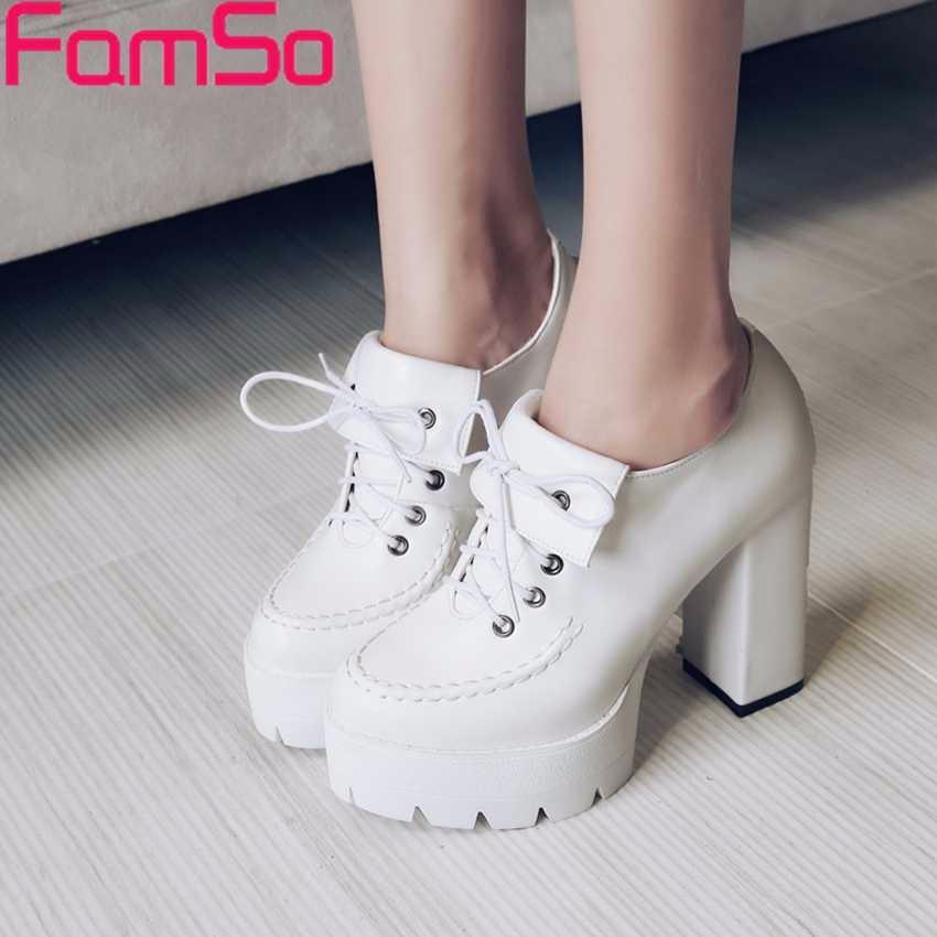 ซื้อ พลัสSize34-43 2016รองเท้าผู้หญิงG Ladiatorปั๊มรองเท้าสีดำสีเทารองเท้าส้นสูงข้อเท้ารองเท้าคลาสสิกของผู้หญิงปั๊มรองเท้าPS2623