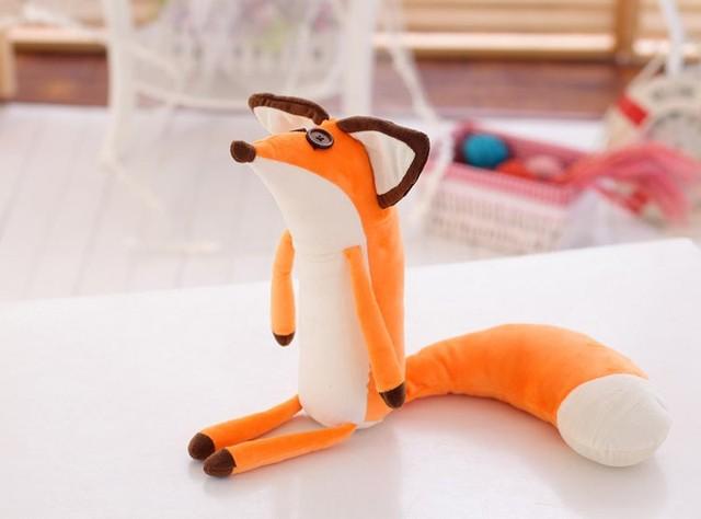 Плюшевые игрушки Маленький Принц фокс чучела и мягкие игрушки животных 60 см