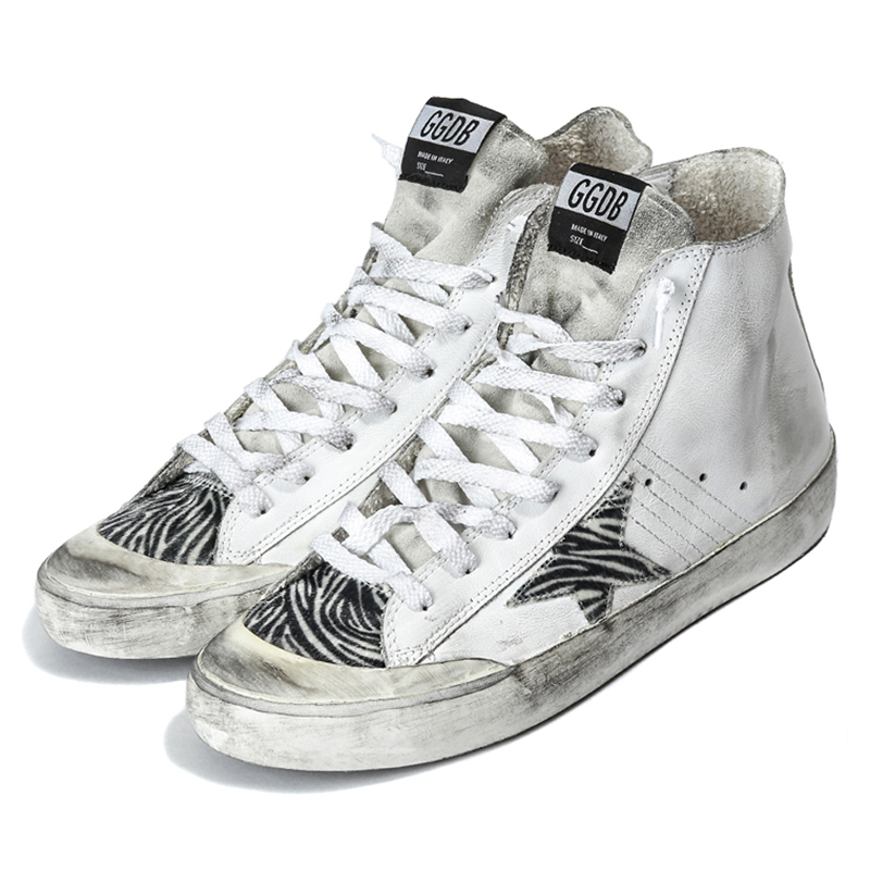 Golden goose GGDB in the fall of the new thread do old leather mens and womens casual shoes size 34-46 restoring ancient ways<br><br>Aliexpress
