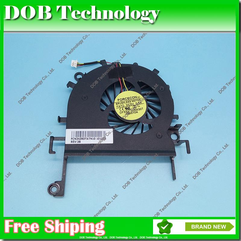 New Original laptop cpu cooler fan for Acer eMachines E732 E732Z E732ZG E732G MF60090V1-C100-G99 3pins cpu cooling fan(China (Mainland))