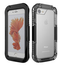 Waterproof Diving Bag For iPhone 7 Mobile Phones Underwater Pouch Case For iphone 7 7plus cell phone(China (Mainland))