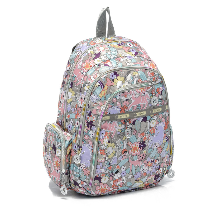 fashion canvas printing backpacks for teenage girls school backpack tactical laptop backpack for school/travel<br><br>Aliexpress