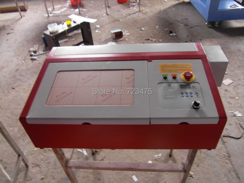 4040 50w laser machine rubber stamp sale - Jinan RODEO Machinery Co., Ltd. store